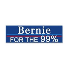Bernie For The 99% Car Magnet 10 X 3
