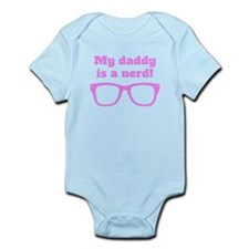 My Daddy Is A Nerd Body Suit