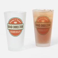 Authentic Music Director Drinking Glass