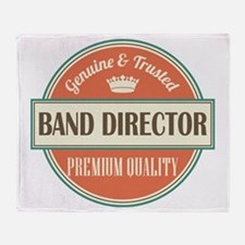 Authentic Music Director Throw Blanket