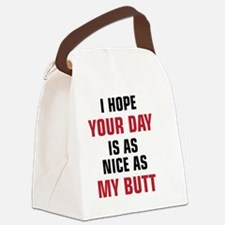 Cool Arnold schwarzenegger Canvas Lunch Bag
