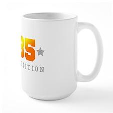 Limited Edition 1985 Birthday Shirt Mug