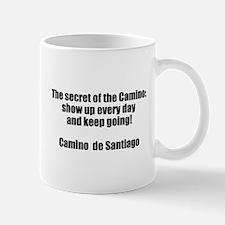 Secret Of The Camino Mugs