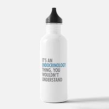 Endocrinology Thing Water Bottle