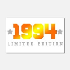 Limited Edition 1994 Birthday Shirt Car Magnet 20