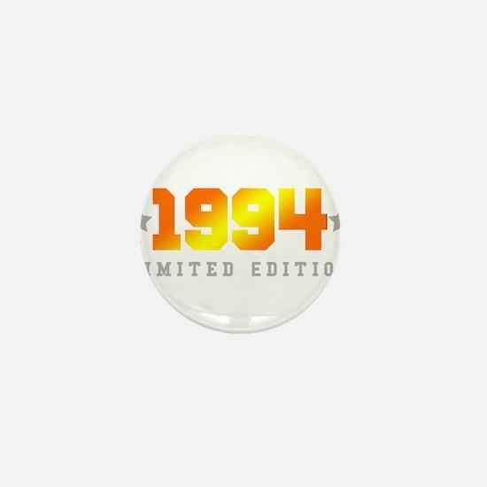 Limited Edition 1994 Birthday Shirt Mini Button