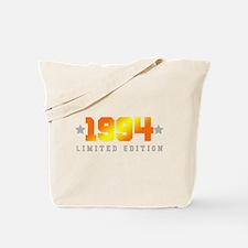 Limited Edition 1994 Birthday Shirt Tote Bag