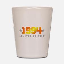 Limited Edition 1994 Birthday Shirt Shot Glass