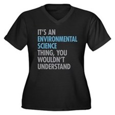 Environmental Science Thing Plus Size T-Shirt