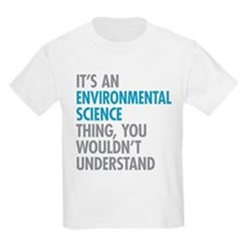 Environmental Science Thing T-Shirt