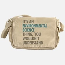 Environmental Science Thing Messenger Bag