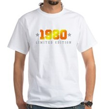 Limited Edition 1980 Birthday Shirt T-Shirt