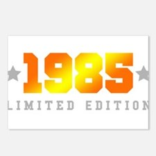 Limited Edition 1985 Birthday Shirt Postcards (Pac