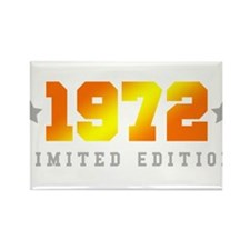 Limited Edition 1972 Birthday Magnets