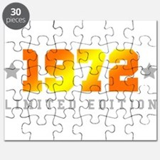 Limited Edition 1972 Birthday Puzzle