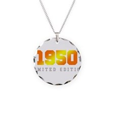 Limited Edition 1950 Birthday Necklace
