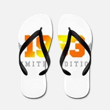 Limited Edition 1953 Birthday Flip Flops