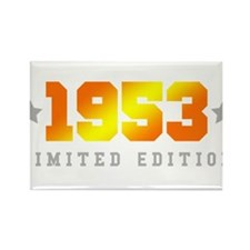 Limited Edition 1953 Birthday Magnets