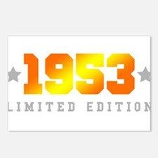 Limited Edition 1953 Birthday Postcards (Package o