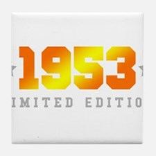 Limited Edition 1953 Birthday Tile Coaster