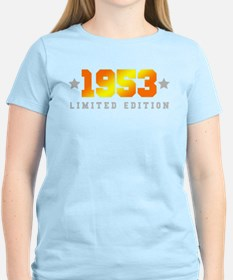 Limited Edition 1953 Birthday T-Shirt