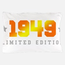 Limited Edition 1949 Birthday Pillow Case