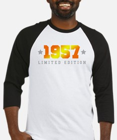 Limited Edition 1957 Birthday Baseball Jersey