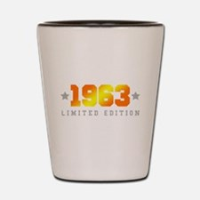 Limited Edition 1963 Birthday Shot Glass