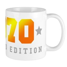 Limited Edition 1970 Birthday Mugs
