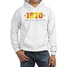 Limited Edition 1970 Birthday Jumper Hoody