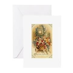 New York Christmas Greeting Cards (Pk of 20)