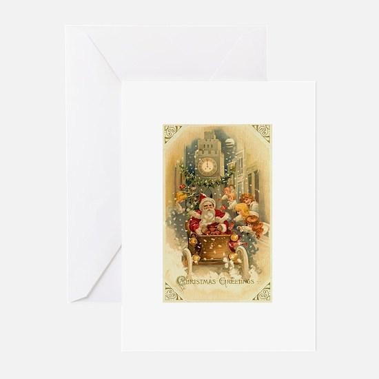 New York Christmas Greeting Cards (Pk of 10)