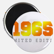 Limited Edition 1965 Birthday Magnets