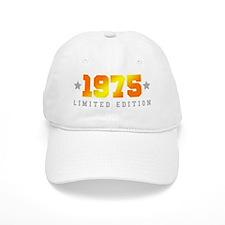 Limited Edition 1975 Birthday Baseball Cap