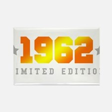 Limited Edition 1962 Birthday Magnets