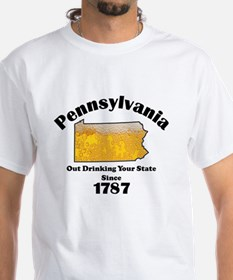 Pennsylvania is better then you T-Shirt