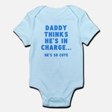 Daddy Thinks Hes In Charge Body Suit