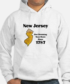 New Jersey is better then you Hoodie
