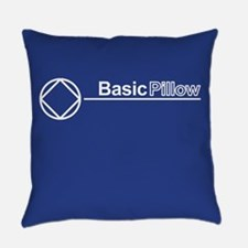 Basic (blue) Everyday Pillow