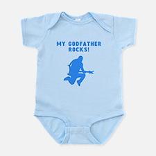 My Godfather Rocks Body Suit