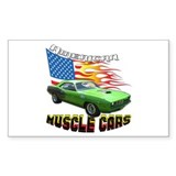 Muscle cars Stickers