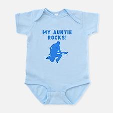 My Auntie Rocks Body Suit