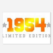 Limited Edition 1954 Birthday Postcards (Package o