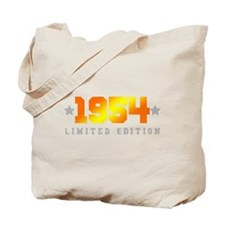 Limited Edition 1954 Birthday Tote Bag