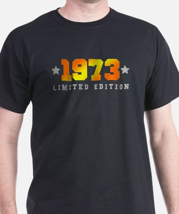 Limited Edition 1973 Birthday T-Shirt