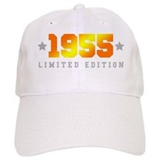 Limited Edition 1955 Birthday Baseball Cap