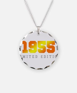 Limited Edition 1955 Birthday Necklace