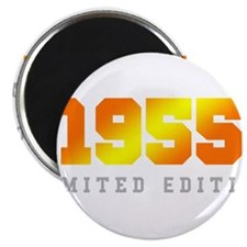 Limited Edition 1955 Birthday Magnets