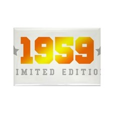 Limited Edition 1959 Birthday Magnets