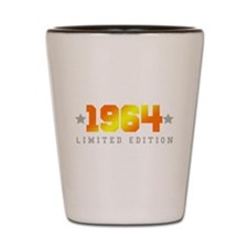 Limited Edition 1964 Birthday Shot Glass